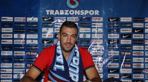 Trabzonspor Cardozo'dan Sonra Konstant'ı Da Açıkladı