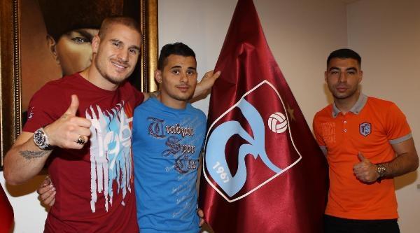 Trabzonspor Cezayirli Forveti Gündemine Aldı