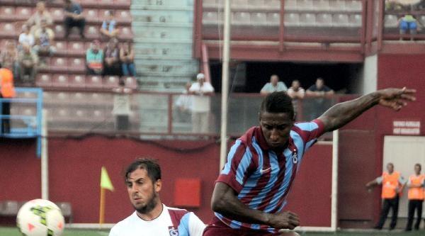 Trabzonspor Constant'ı Uefa'ya Bildirmedi
