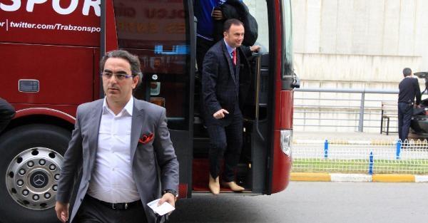 Trabzonspor Eksik Kadroyla Elazığ'da