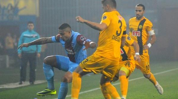 Trabzonspor - Eskişehirspor Fotoğraflari