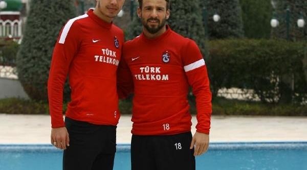 Trabzonspor Forvet Arayişinda