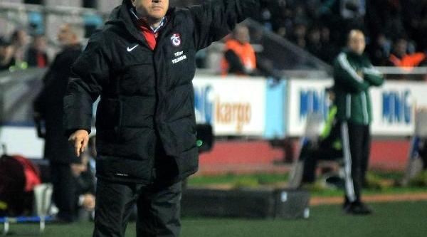 Trabzonspor Galatasaray'dan Çekinmiyor