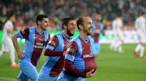 Trabzonspor - Gençlerbirliğiı Fotoğrafları