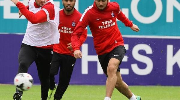 Trabzonspor Grup Liderliği Için Sahada