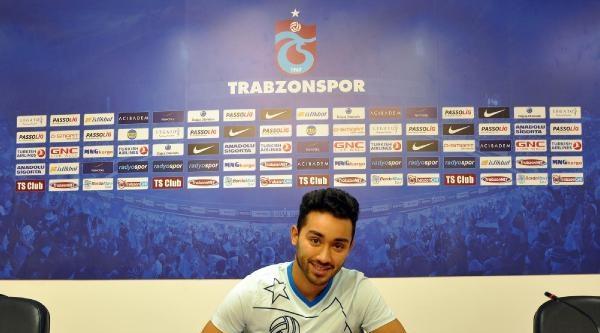 Trabzonspor Gurbetçi Ferhat Yazgan İle 3 Yıllık Sözleşme İmzaladi