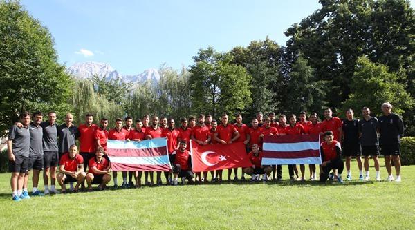 Trabzonspor Gurbette Kuruluşu Kutladı
