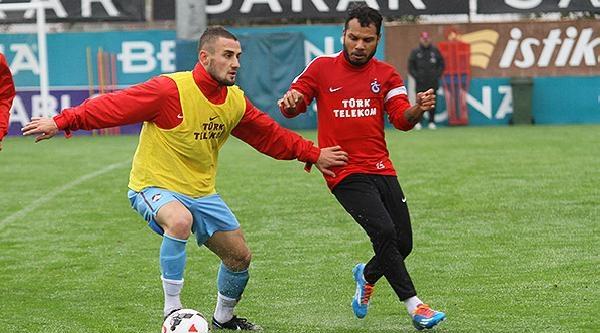Trabzonspor Hazirlik Maçta A-2 Takimini 5-0 Yendi
