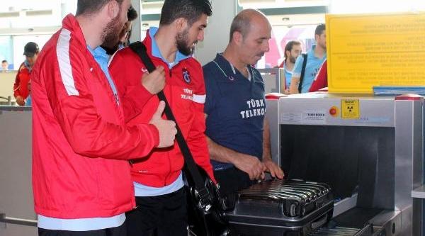 Trabzonspor Istanbul'a Uçtu