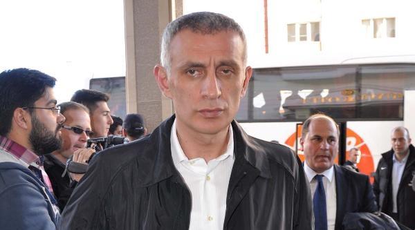 Trabzonspor Kafilesi Sivas'ta