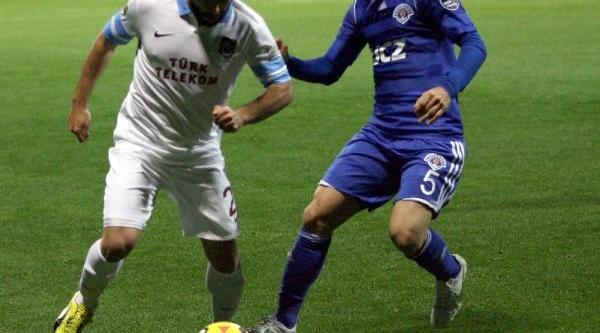 Trabzonspor - Kasimpaşa Hazirlik Maçi Fotoğraflari