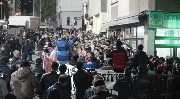 Trabzonspor-kasımpaşa Maçı Notları