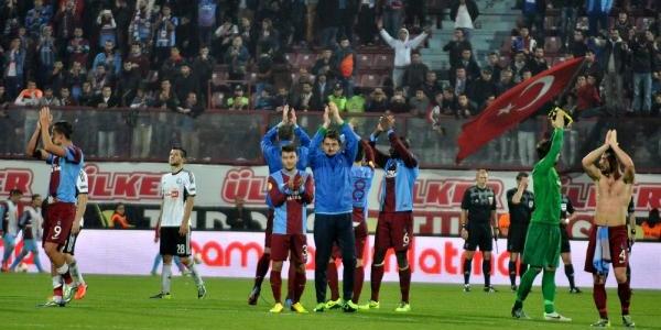 Trabzonspor - Legia Varsova Ek Fotoğraflari