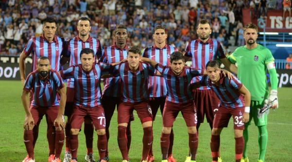 Trabzonspor - Rostov Maçı Ek Fotoğraflar