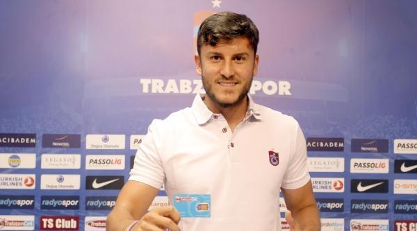 Trabzonspor Sefa Yılmaz'la 4 Yıllık Sözleşme İmzaladi