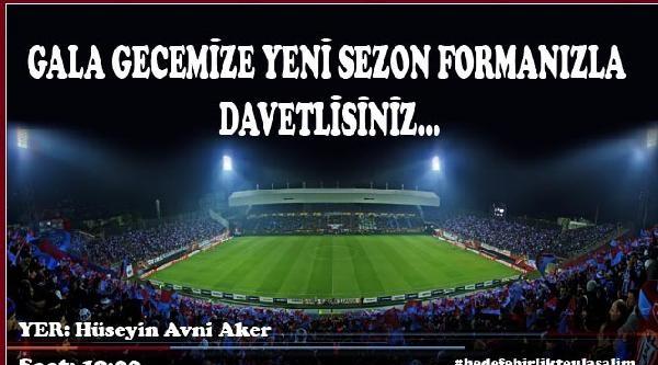 Trabzonspor Sezon Açılış Maçı Bursaspor'la
