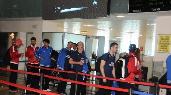 Trabzonspor Sivas'a 6 Eksikle Gitti