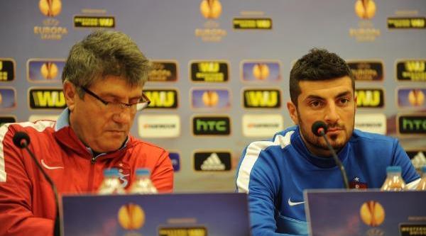 Trabzonspor Teknik Direktörü Akçay: Mücadele Etmeden Maç Kazanilmiyor