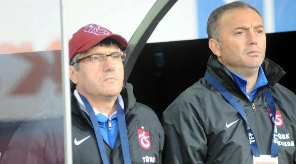 Trabzonspor Teknik Direktöründen Eleştirilere Yunanistan Cevabi