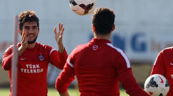 Trabzonspor Teknik Direktöründen Geç Kalanlara Uyari
