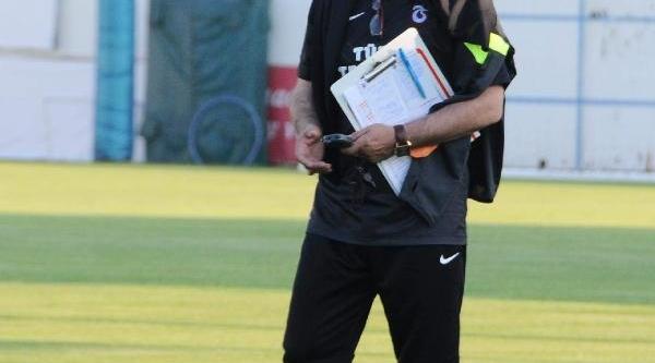 Trabzonspor Teknik Direktörünün Ilginç Mektup Hikayesi