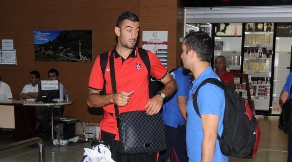 Trabzonspor Trabzon'a Geldi