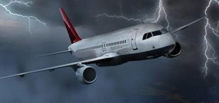 Trabzonspor uçağında korku dolu anlar!