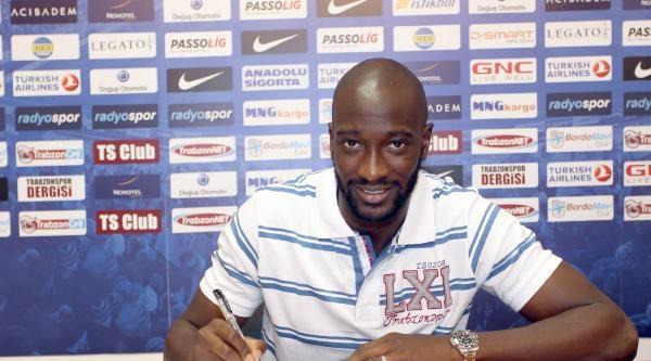 Trabzonspor Yatabare İle 3 Yıllık Sözleşme İmzaladi