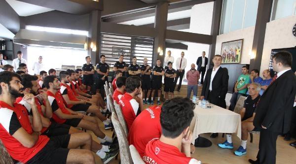 Trabzonspor Yeni Sezon Hazırlıklarına Başladı