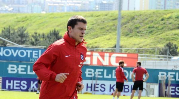 Trabzonspor Yönetimine Bourceanu'dan Jest