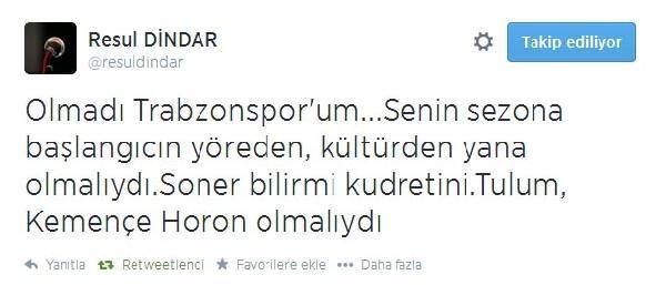 Trabzonspor'da Açılıştaki Fenerbahçeli Sanatçıya Tepki