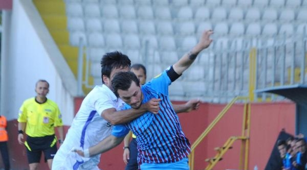 Trabzonspor'da Barış Memiş Ve Batuhan A Takımla Kampa Gelecek