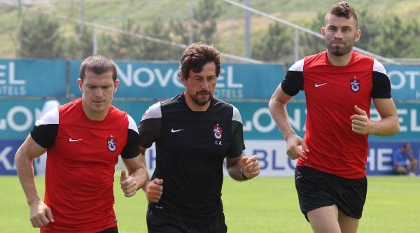 Trabzonspor'da Bourceanu Sürprizi