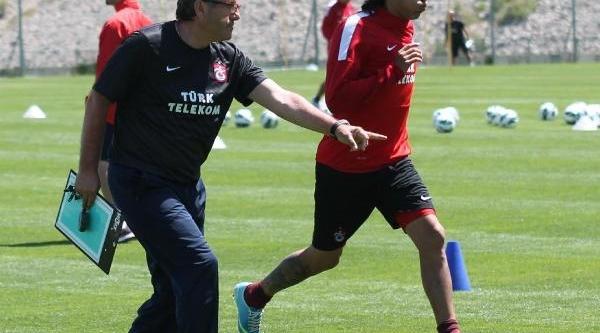 Trabzonspor'da Colman'in Kart Klasiği