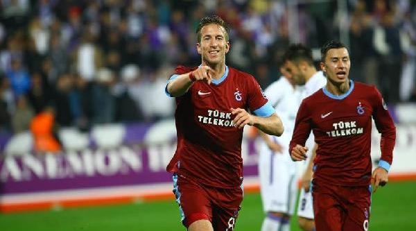Trabzonspor'Da Forma Şansi Bulamayanlar Arayişta