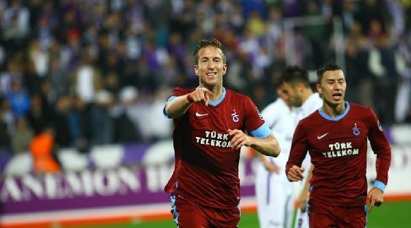 Trabzonspor'da Futbolcu Patlaması