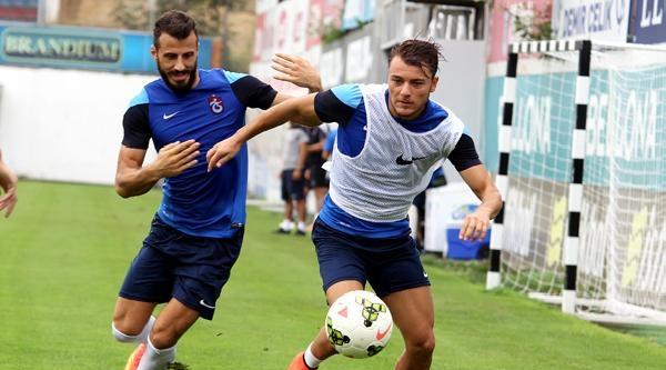 Trabzonspor'da Malouda Antrenmana Alınmadı