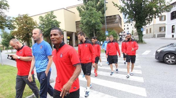 Trabzonspor'da Malouda Performansıyla Dikkat Çekiyor