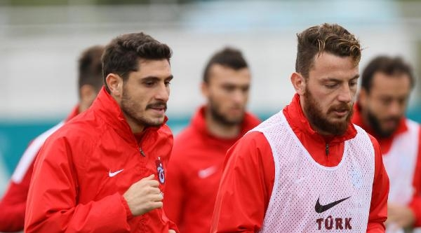 Trabzonspor'da Özer Seferberliği