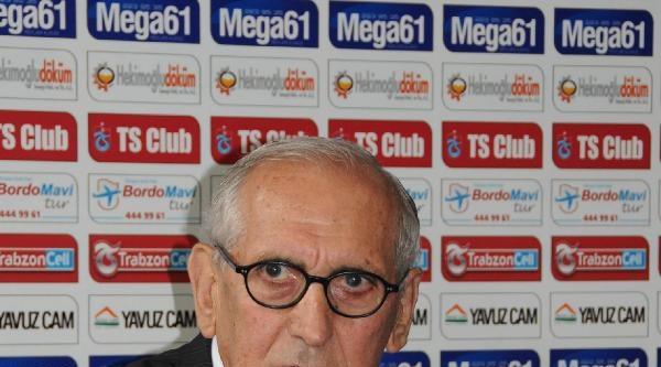 Trabzonspor'da Özkan Sümer'den Yönetime Eleştiri