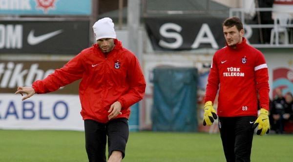 Trabzonspor'da Sıkıntı Forvette