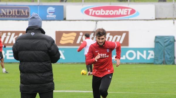 Trabzonspor'da Soner Şans İstiyor