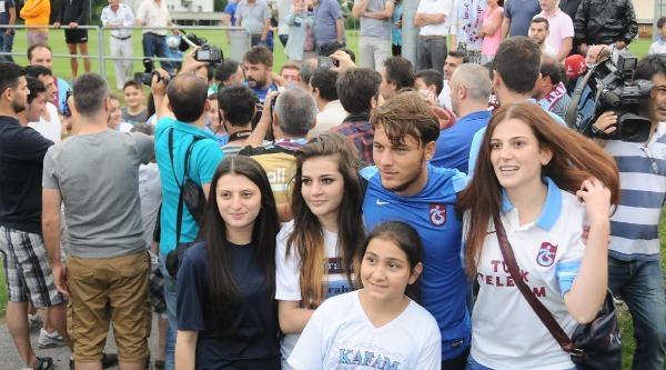 Trabzonspor'da Tempo Arttı (fotoğraflar)