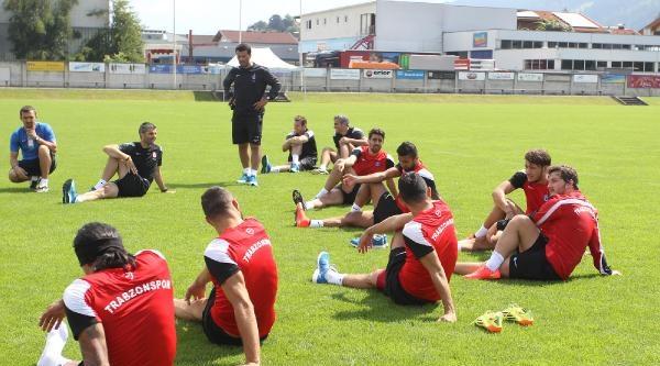 Trabzonspor'da Tempo Düştü