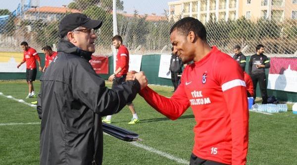 Trabzonspor'Da Volkan Şen'E Af Yolu