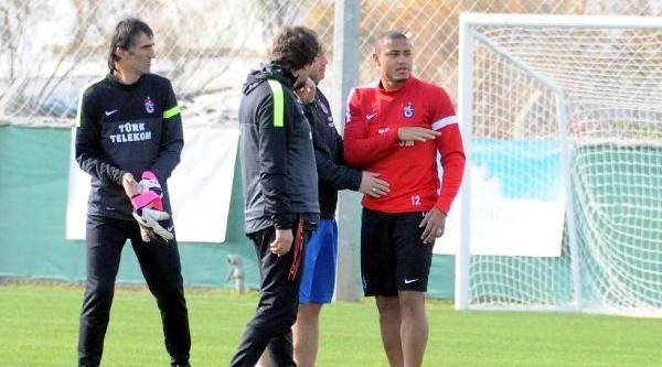 Trabzonspor'da Yekta Israri