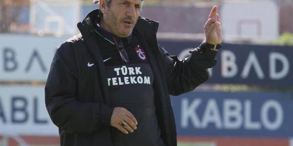 Trabzonspor'da Zor Süreç: 20 Günde 6 Maç
