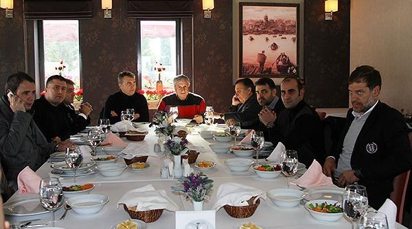 Trabzonspor'dan Beşiktaş Kafilesine Yemek