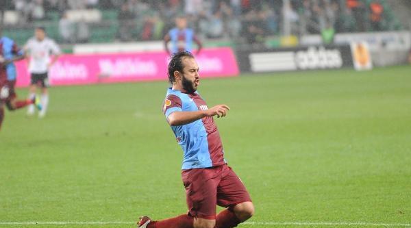 Trabzonspor'dan Emanuelson Hamlesi