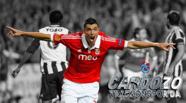 Trabzonspor'dan Fenerbahçe'ye Cardozo Mesajı